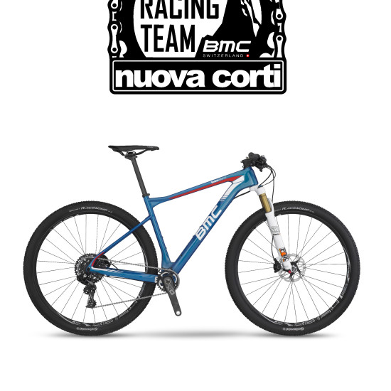 Mountaint Bike, MTB, Racing Team, Bicicletta, BMC, Nuova Corti, Sassuolo