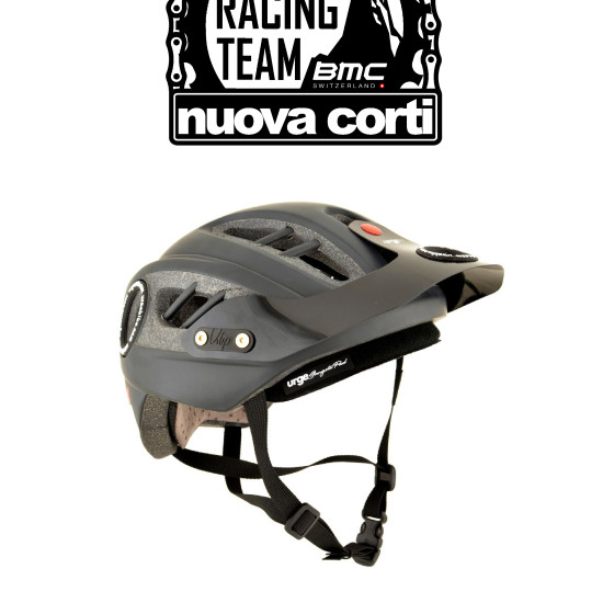 Casco, Nuova Corti, Mountain Bike, MTB, Racing Team, BMC