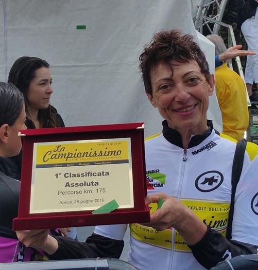 Carla Pirondini, Gran Fondo, La Campionissimo, Nuova Corti, Sassuolo, Modena, Reggio Emilia