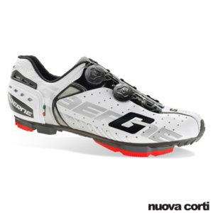 Scarpe, Mountain Bike, Gaerne, G.Karbon, Nuova Corti, White