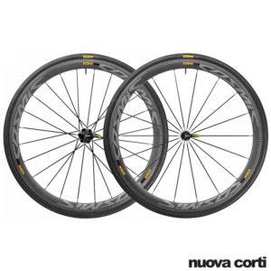 Mavic, Cosmic Pro Carbon SL, Nuova Corti, ruote, bici da strada, ciclismo
