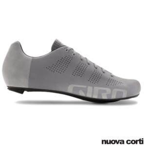 Nuova Corti, Giro Empire ACC, Giro, SIlver Reflectiv, Bici da Corsa, Scarpe bici da corsa, scarpe catarifrangenti
