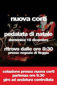 Nuova Corti, Natale, ciclismo, Sassuolo, Modena, Reggio Emilia