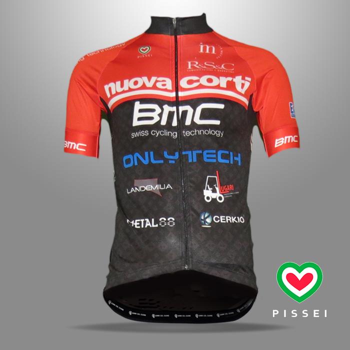 Nuova Corti, Pissei, Abbigliamento Ciclismo, Team, Racing Team, Maglia
