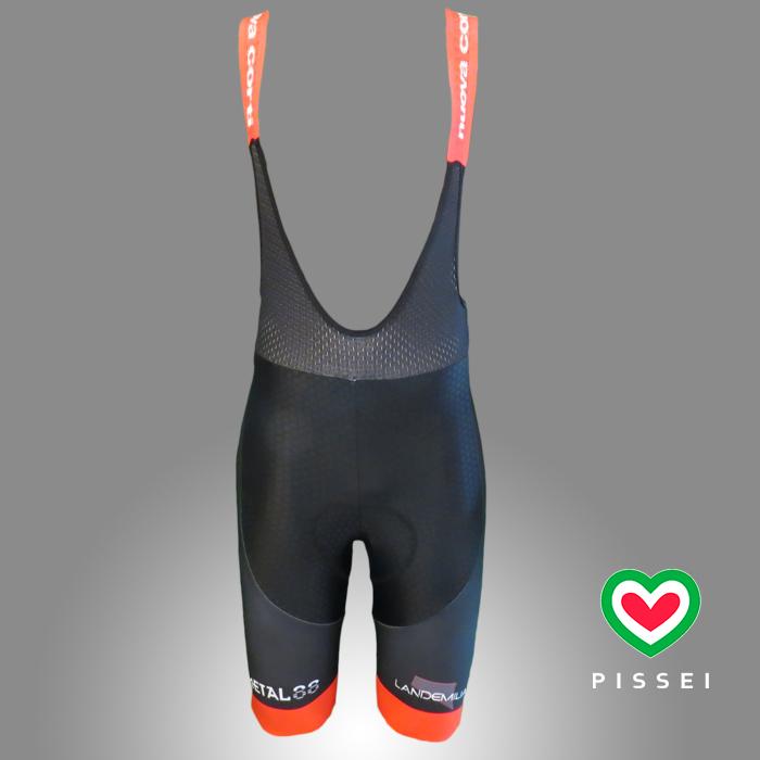 Nuova Corti, Pissei, Abbigliamento Ciclismo, Team, Racing Team, Salopette