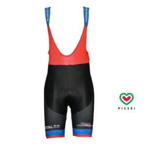 Nuova Corti, Pissei, Abbigliamento Ciclismo, Salopette, 2017, Pantaloncini, BMC, mtb