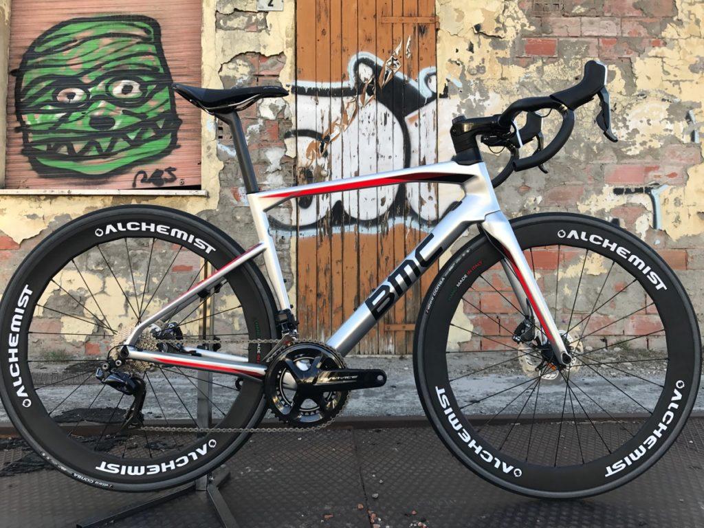 Bici da corsa, BDC, BMC, Roadmachine, RM01, LTD, Nuova Corti, 2017
