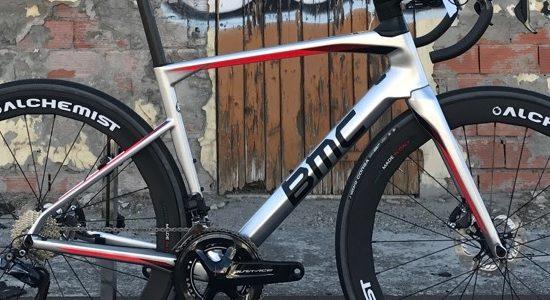 BMC, Bici da Corsa, Roadmachine, RM01 LTD, 2017, Nuova Corti