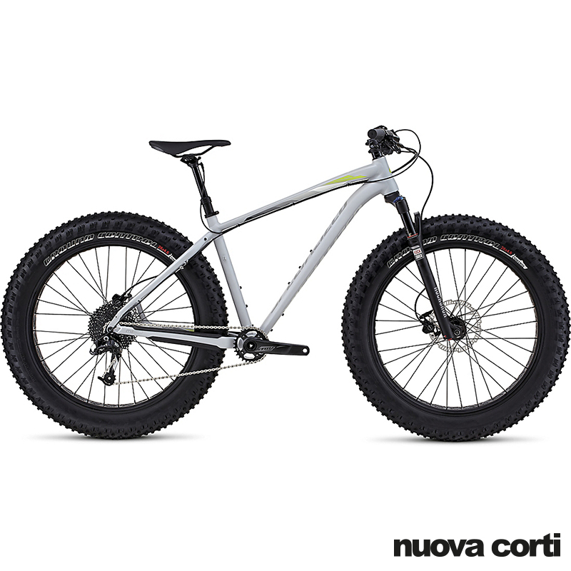 Specialized, MTB, Mountain Bike, Fatboy Trail, 2016, Nuova Corti