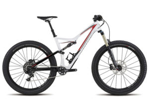 Specialized, MTB, mountain bike, Stumpjumper, FSR, full suspended, Nuova Corti, comp carbon