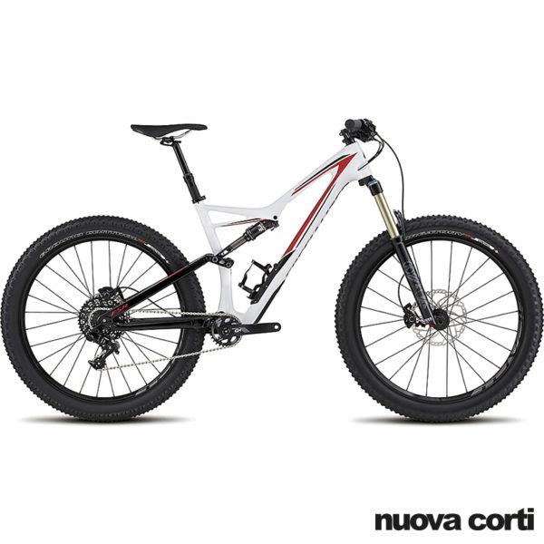 Specialized, MTB, mountain bike, Stumpjumper, FSR, full suspended, Nuova Corti, comp carbon