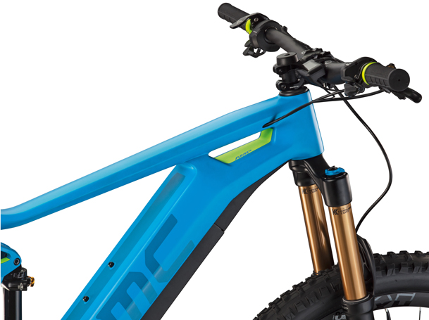 e-mtb, Mountain Bike Elettrica, BMC, Trailfox AMP, Nuova Corti