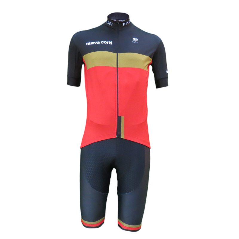 Nuova Corti Antwerp 2017, Pissei, Made in italy, abbigliamento ciclismo,