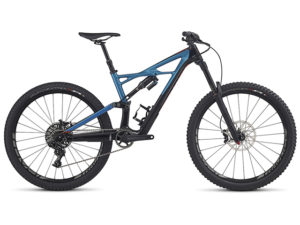 MTB, Specialized, 2017, Endure FSR Elite Carbon, Nuova Corti