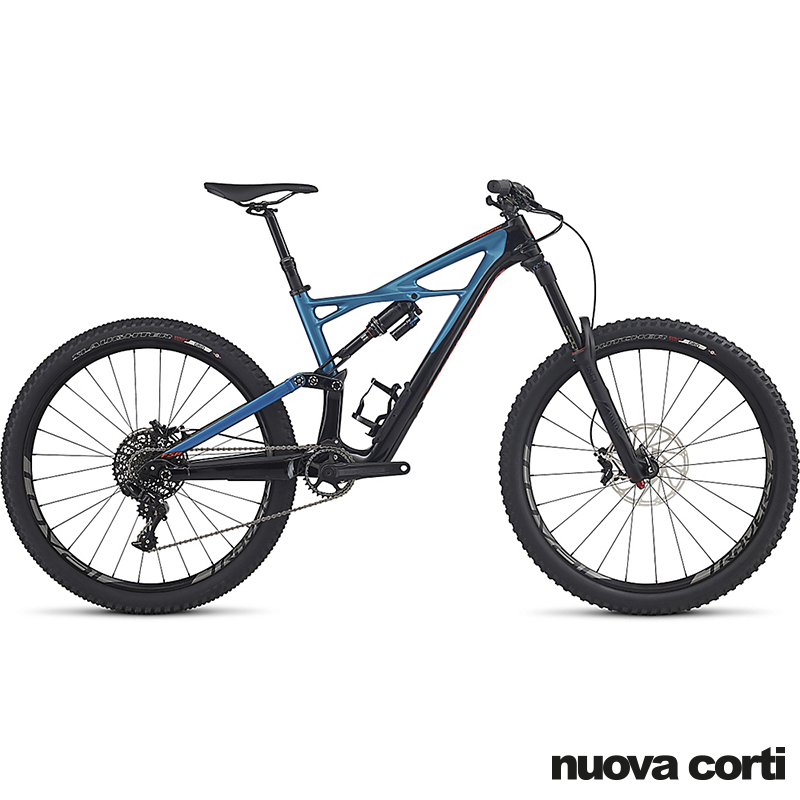 MTB, Specialized, 2017, Endure FSR Elite Carbon, Nuova Corti