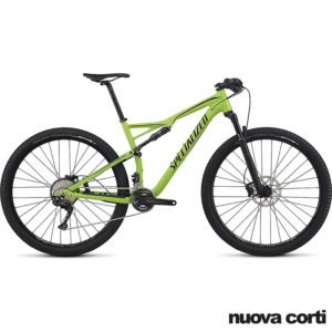 MTB, Specialized, Epic FSR, Comp, Full Suspended, Nuova Corti