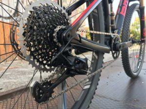 La Nuova Mountain Bike BMC Agonist One, Nuova Corti