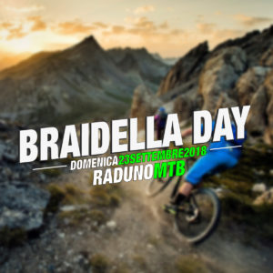Braidella day, Nuova corti, mtb, moutain bike
